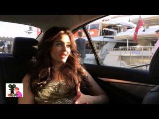 Aishwarya Rai Talkig About Her Cannes Full