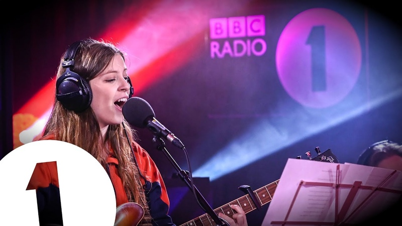 Jade Bird - Without Me (Halsey cover) in the Live Lounge