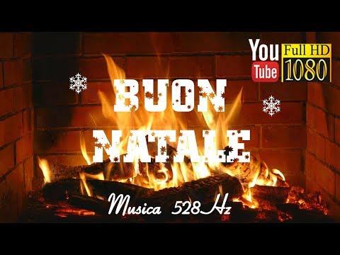 1 ora ❄ 528 Hz ❄ Bellissimo Musica di Natale ❄ Felice Anno Nuovo ❄ Musica Rilassante ❄ Buon Natale