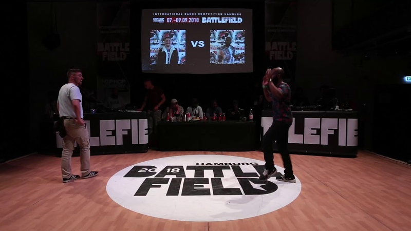 Battlefield 2018 | Popping quarter final | Inox vs Marvel