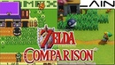 «The Legend of Zelda: Link's Awakening — сравнение графики (Nintendo Switch против Game Boy Color)» | GameXplain