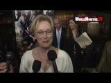 August: Osage County LA premiere Interviews Meryl Streep, Julia Roberts, Juliette Lewis