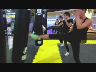 СКБИ Варяг тайский бокс для девушек