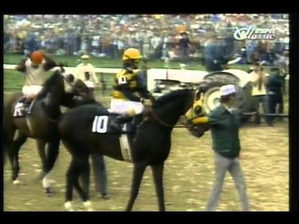 1975 Kentucky Derby - Foolish Pleasure
