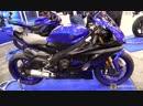 2019 Yamaha R6 Yoshimura Exhaust - Walkaround - 2018 AIMExpo Las Vegas