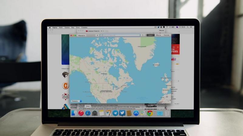 Полный обзор Mac OS X 10.11 El Capitan