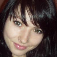 Анкета Кристина Клюева
