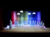 Детский хореографический коллектив «Девчата+» — «Лебёдушка»