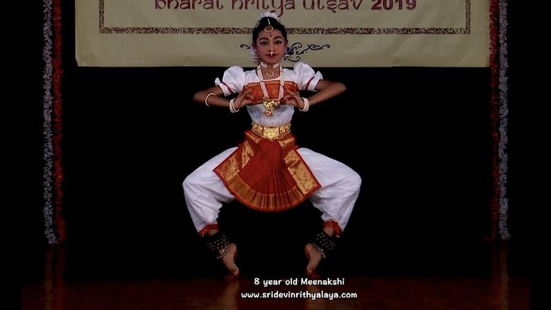 Popular Dharu Varnam by SDN Kids Sridevi Nrithyalaya Bharathanatyam Dance