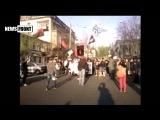 Нацистский марш в Одессе: устрашение одесситов под прикрытием шакалов хунты. 18.04.2015