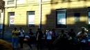Крутые ребята из Orchestra beat играют на невском проспекте