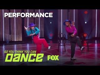 Dassy & Fik-Shun's Hip-Hop Performance | Season 14 Ep. 15 | SO YOU THINK YOU CAN DANCE