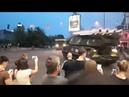 Военный «Бук» протаранил бизнес-центр в Киеве