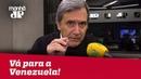 Deputado eleito pelo PSL quer prender ministros? Então vá para a Venezuela! | Marco Antonio Villa