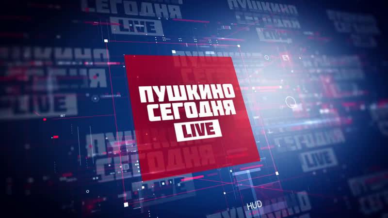 В 40-м выпуске Пушкино сегодня LIVE - о многодетных семьях Пушкинского района.