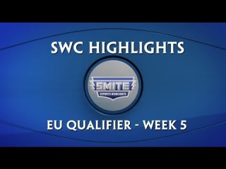 SWC Highlights - EU Qualifiers Week 5
