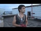 Ummon - 7-qavat (jarayon)съёмки нового клипа группы Уммон