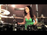 AVENGED SEVENFOLD NIGHTMARE DRUM COVER BY MEYTAL COHEN