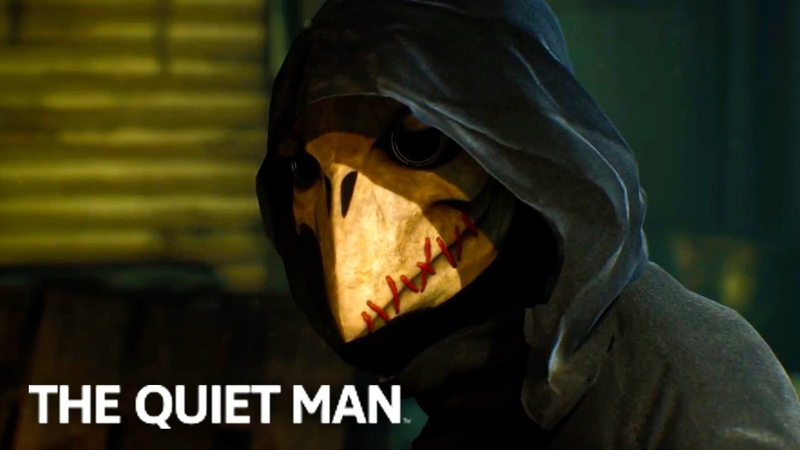The Quiet Man - Official Release Date Reveal Trailer