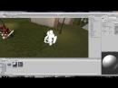 Импорт модели с анимацией в Unity из 3Ds