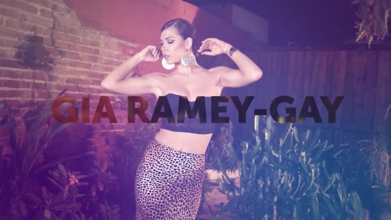 Cybergirl Gia Ramey Gay in Good Morning
