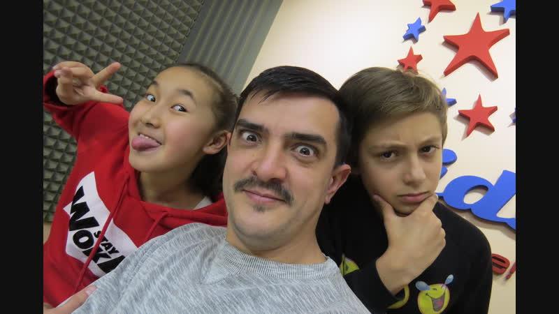 В гостях у Владимир Стародубцев Актер клипмейкер гениальный оператор и основатель продакшн студии @