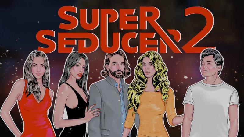 Super Seducer 2 Reveal Trailer Coming Sept 12th to Steam
