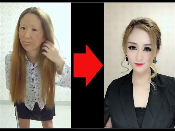 Vịt hóa thiên nga | Đỉnh cao của makeup | Makeup challenge | Makeup Art 22