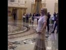 Плющенко танцует Лезгинку