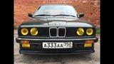 Восстанавливаю BMW E30 1986 года БМВ Е30 ремонт подвески, кулисы КПП, новые колеса