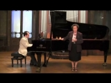 Senza mamma - Giacomo Puccini da Suor Angelica - Lina Vasta