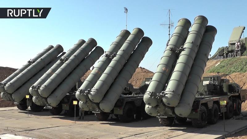 Крымский «Триумф» третий дивизион С-400 заступил на боевое дежурство