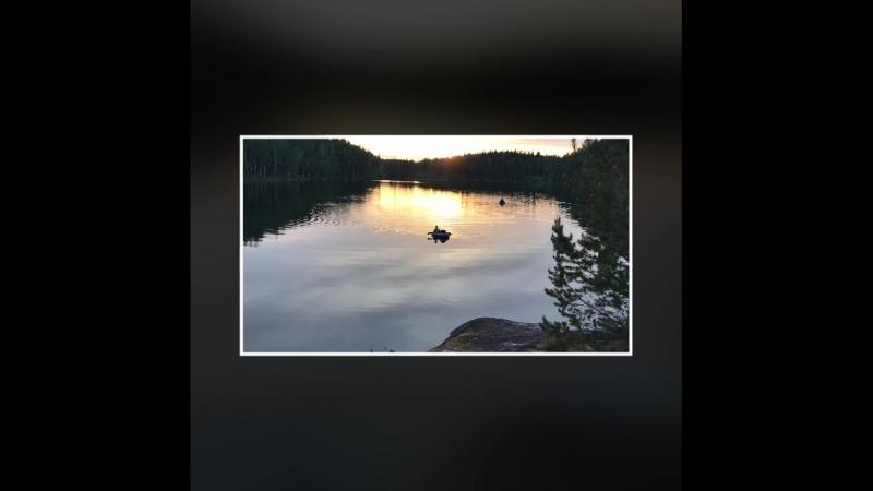 Поездка на скалы Треугольного озера