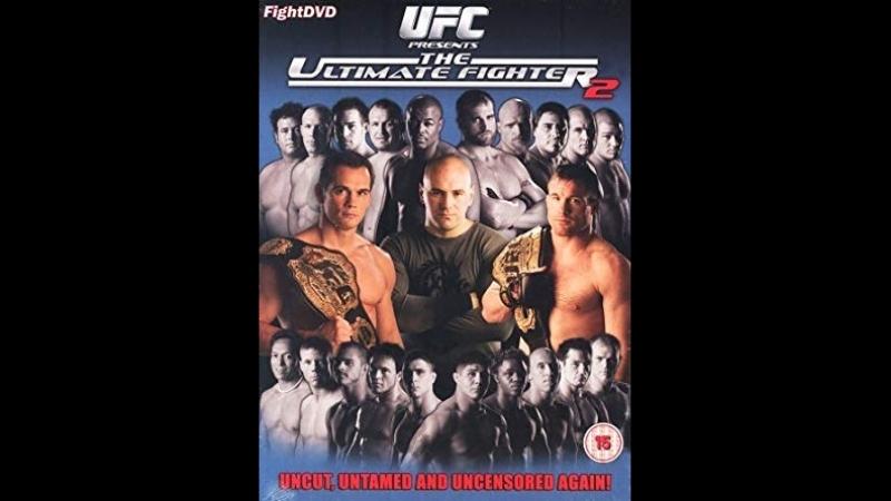 The Ultimate Fighter S02E01