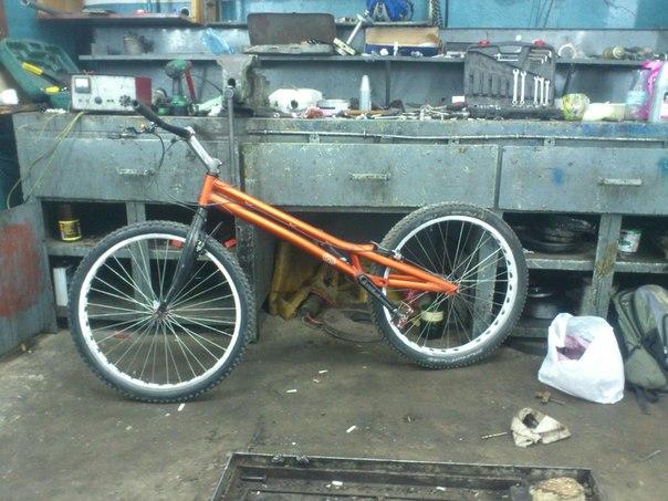 Gu bike 2013