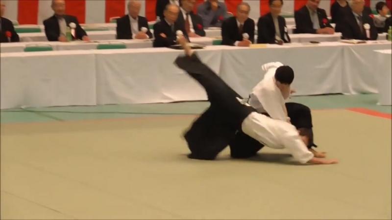 Suzuki Toshio Shidoin - 54th All Japan Aikido Demonstration