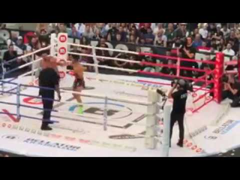 (FULL FIGHT) Giorgio Petrosyan vs Chingiz allazov Чингиз Аллазов - Bellator Kickboxing