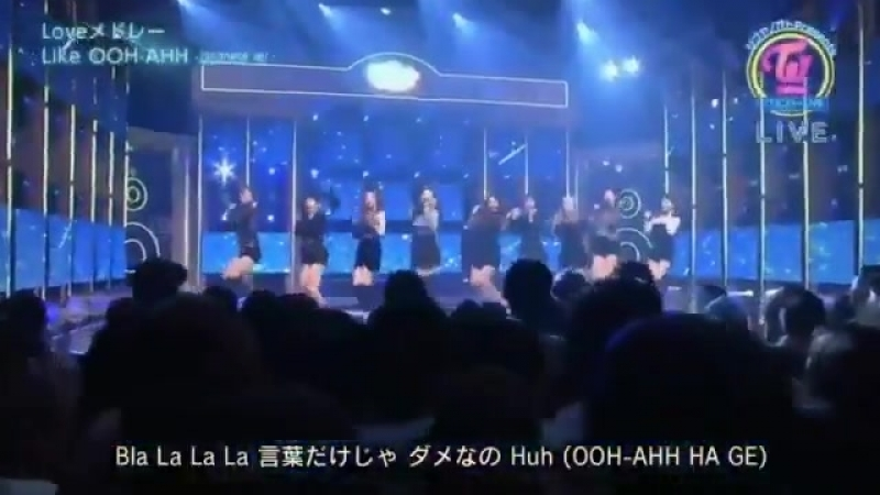 180915 NHK Shibuya Note - TWICE Request LIVE - NHK シブヤノオト TWICE リクエストLIVE - TWICE - Love MedleyLike OOH-AHHTTHeart Shaker - PAR