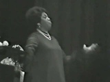 Leontyne Price-Death of Butterfly. Rare private film.