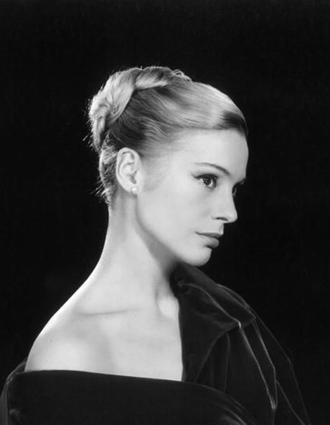 Кино в лицах. Ингрид Тулин (Ingrid Thulin)