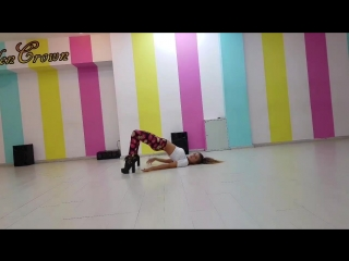 High Heels/Beginners/GoldenCrownDance