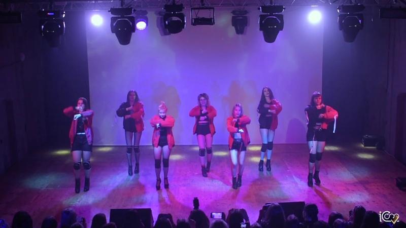 [K-POP MOTION 2019] BLACKPINK - BOOMBAYAH by M.A.V.E.A.L