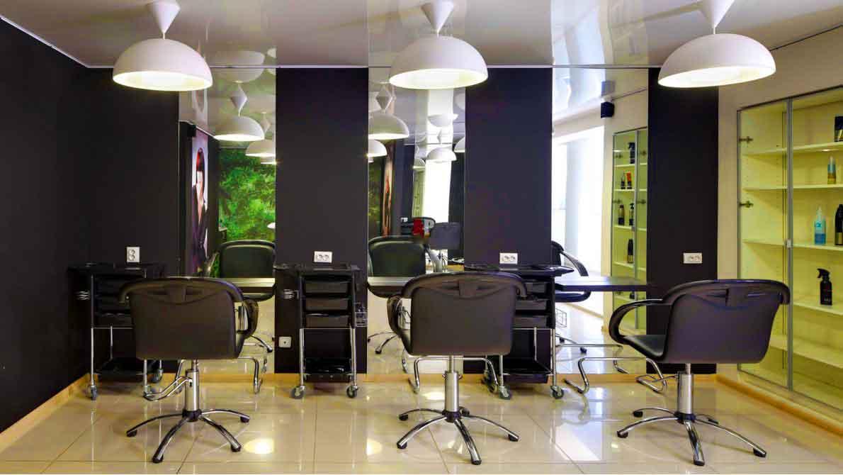 Покупка парикмахерского кресла
