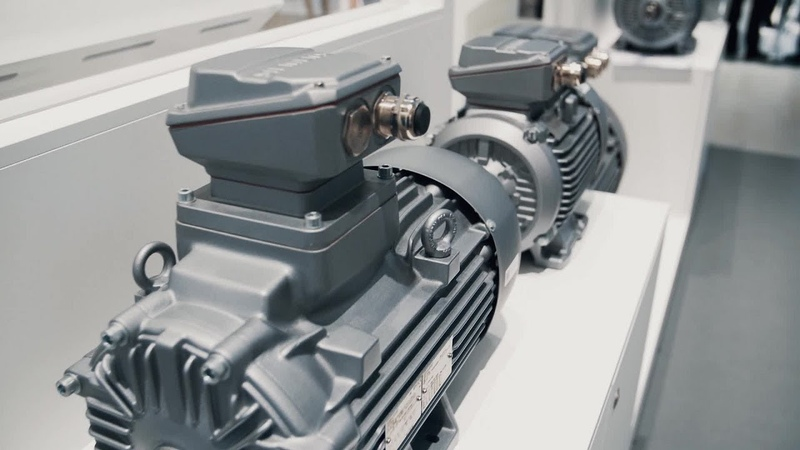 Ex-Motoren SIMOTICS XP - Der Technologiestandard für Prozessindustrie
