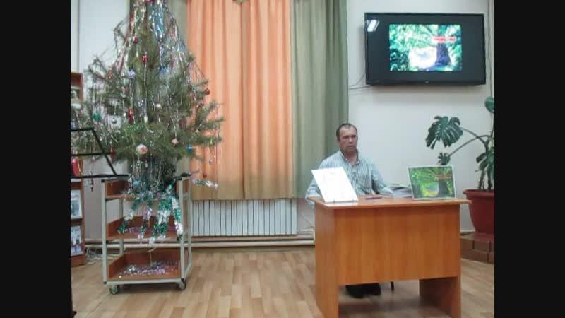 Д Краснов читает авторские стихи