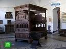 500-летняя кровать из «Гамлета» стала экспонатом уникальной выставки