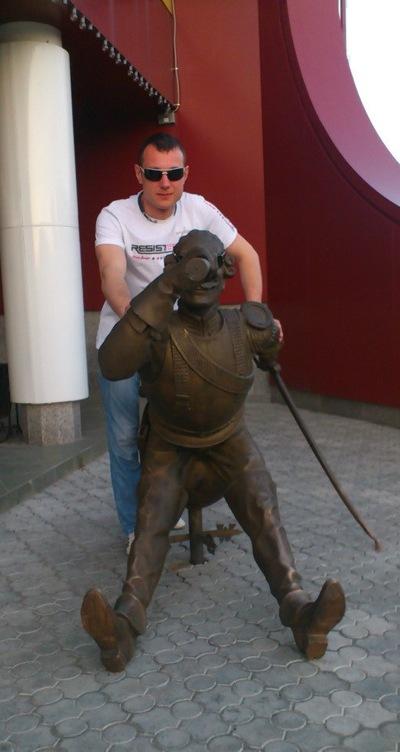 Андрей Кулеша, 14 сентября 1985, Ноябрьск, id153987303