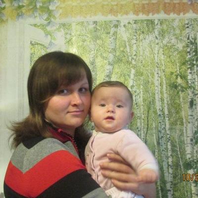 Надя Юрченко, 2 декабря 1990, Миргород, id168801316