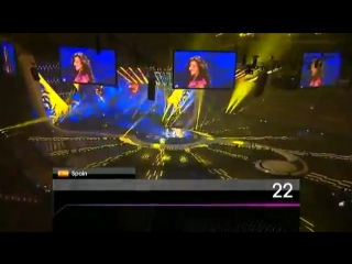 Lucia Perez Que me quiten lo bailao (ТВ-версия репетиции)