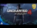 Стрим Uncharted 4 путь вора в поисках утраченного сокровища